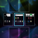 7 Home Screens overview